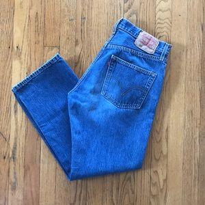 Vintage Levi's 501 Jeans 33 x 30
